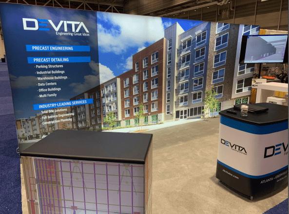 2021 PCI Convention DEVITA's Booth