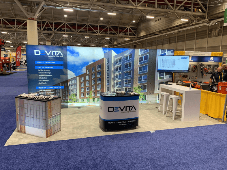 DEVITA's Boothe at 2021 PCI Convention